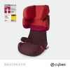 Cybex Solution X Fix Chilli Pepper