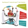 Centru de activitate bebe ExerSaucer Jump & Learn Jam Session