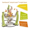 ExerSaucer Jump & Learn Jungle Quest