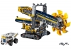 Componenta set LEGO 42055 Technic