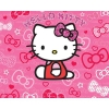 Tapet camera fetita - Hello Kitty - detaliu
