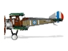 Sopwith Camel LEGO 10226 lateral