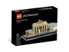 Brandenburg Gate LEGO 21011 Architecture