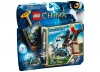 Lego Chima 70110 - Turn tinta