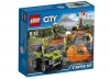 LEGO CITY 60120 - Vulcanul - Set mic