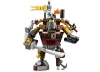 LEGO Movie 70810 figurina Metal Beard