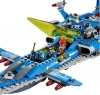 LEGO Movie 70816 detaliu cockpit