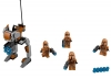 Set LEGO Starwars 75089 - Geonosis Troopers