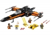 Set constructie LEGO Starwars 75102 - Poe's X-Wing Fighter