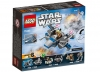 Set LEGO Starwars 75125 - Resistance X-Wing Fighter