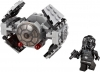 LEGO Starwars 75128 - TIE Advanced Prototype