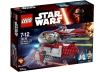 Set LEGO Starwars 75135 - Obi-Wan's Jedi Interceptor