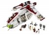 LEGO 75021 - Republic Gunship - componenta set