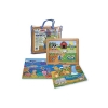Set de joaca magnetic Habitatele animalelor Melissa and Doug 3540