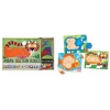 Set de sabloane cu animale Melissa and Doug
