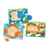 Sbloane cu animale Melissa and Doug