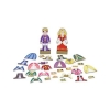 Componenta set Melissa and Doug MD 3548