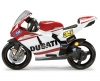 Ducati GP motocicleta copil lateral