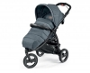 Carucior Book Cross - Peg Perego - Blue Denim
