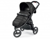 Carucior Book Cross - Peg Perego - Mod Black