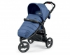 Carucior Book Cross - Peg Perego - Mod Bluette
