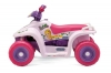 Quad Princess Peg Perego profil