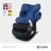 Cybex Pallas 2 Fix Heavenly blue