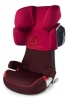 Poppy Red Cybex Solution X2 Fix