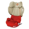 Scaun auto Solution Q Fix Cybex - Autumn Gold