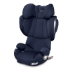 Scaun auto Solution Q Fix Cybex - Midnight Blue