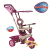 SMART TRIKE SAFARI  Flamingo de la 10 luni