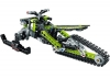 LEGO Technic 42021 Snowmobil - lateral spate
